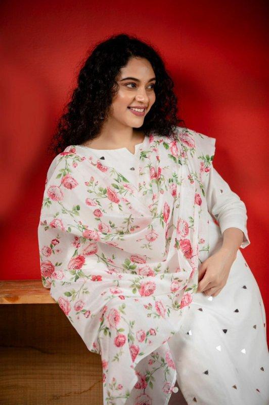 Recent Pictures Rupa Manjari Film Actress 8848