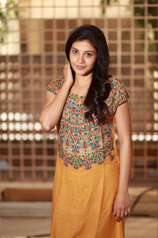 Malayalam Actress Sshivada 2020 Pictures 826