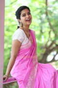 Swathi Reddy In Saree Actress Image 664