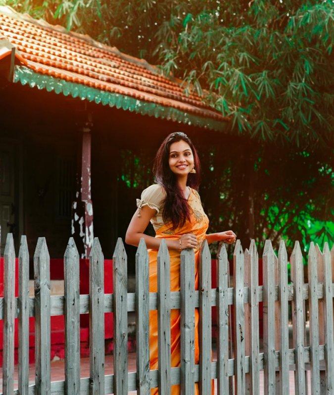 Jul 2019 Stills Tanvi Ram South Actress 5079