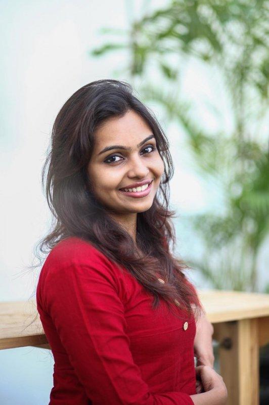 New Wallpapers Tanvi Ram Cinema Actress 4093