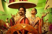 Anaswara Rajan Aju Varghese Aadya Rathri Film Still 59