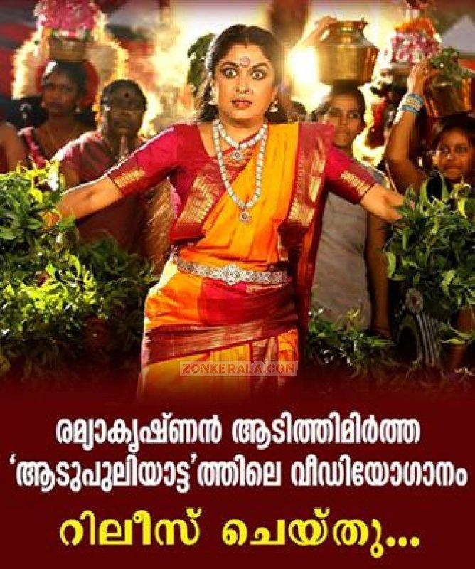 Aadupuliyattam Cinema 2016 Pics 1089
