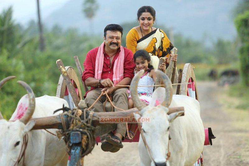 Jayaram Remya Krishnan In Aadupuliyattam 602