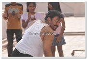 Mohanlal In Movie Bramaram 1