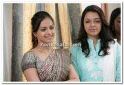 Richa Pallod And Radhika Photo 2