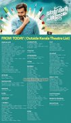 Darvinte Parinamam Outside Kerala Theatre List 936