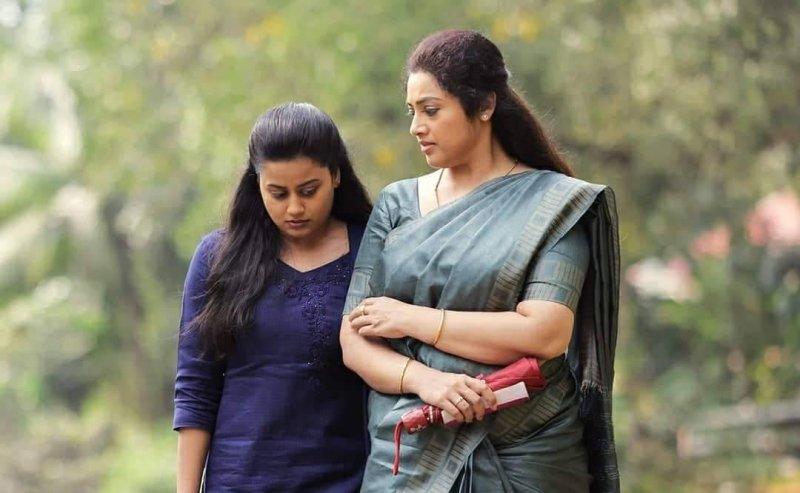 Ansiba And Meena In Drishyam 2 New Still 627