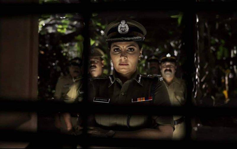 Asha Sharath In Drishyam 2 New Photo 436