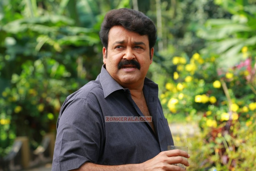Mohanlal New Film Drishyam Still 790