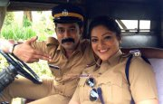 Asif Ali Abhirami In Driver On Duty Movie 564