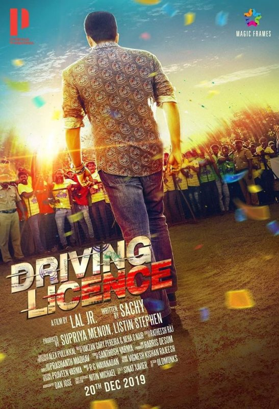 Prithviraj Sukumaran Movie Driving Licence 28