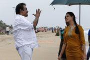 Director Hariharan And Bhavana 888
