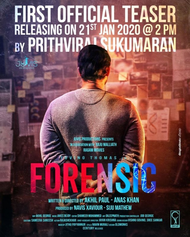2020 Stills Forensic Malayalam Cinema 5056
