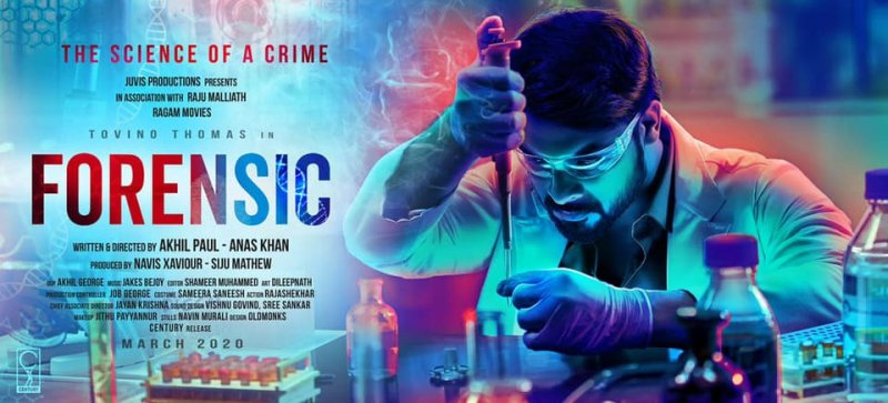 Forensic First Look Poster 351
