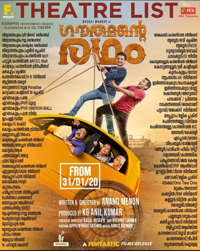 Cinema Gauthamante Radham Jan 2020 Images 7444