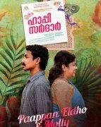 Kalidas Jayaram Film Happy Sardar 55