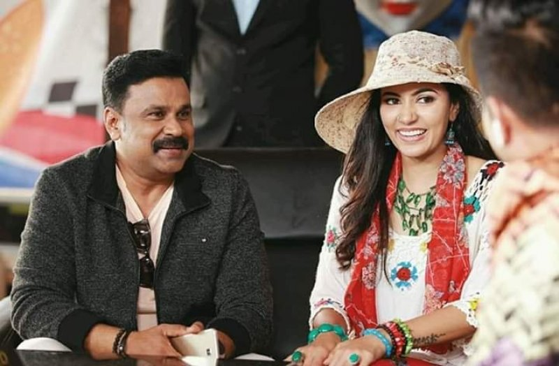 Dileep And Anju Kurien Jack Daniel 665
