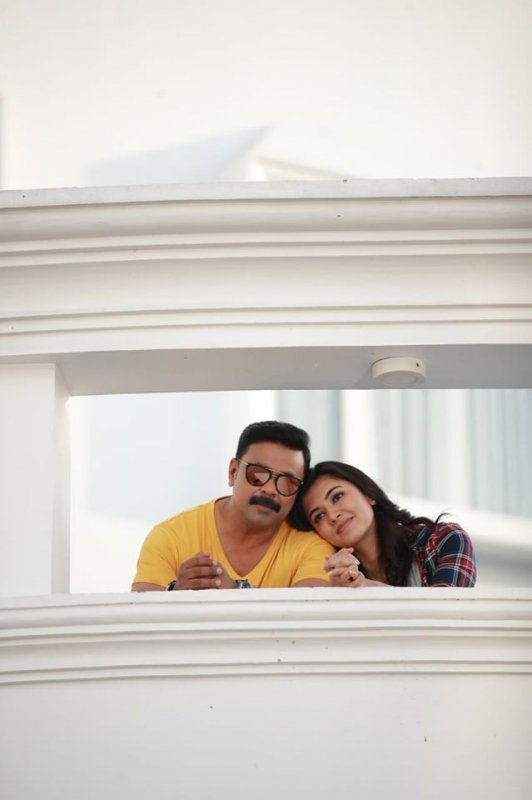 Dileep Anju Kurian In Jack Daniel Movie 164