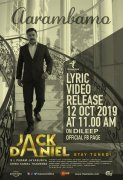 Dileep Jack Daniel Poster Lyrics Video Release 900