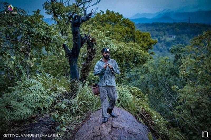 Kettiyolaanu Ente Malakha Asif Ali Photo 998