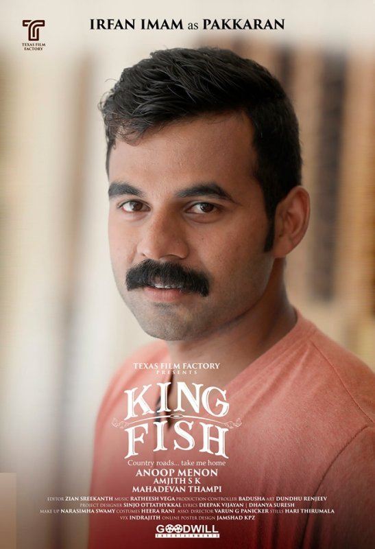 Irfan Imam In King Fish 856