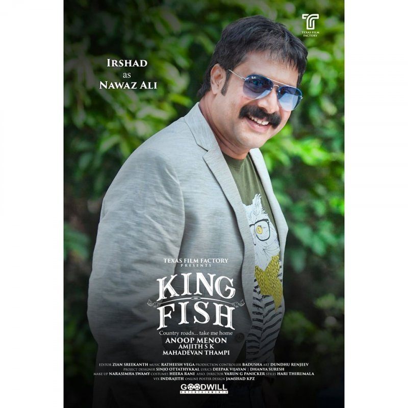 Irshad In King Fish Movie 514
