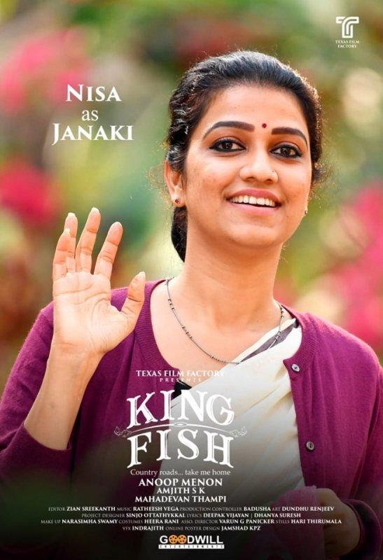 Nisa As Janaki In King Fish 349