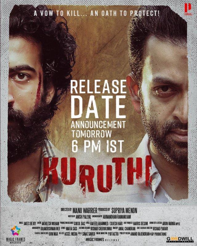Apr 2021 Pictures Malayalam Film Kuruthi 7400
