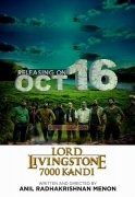 Lord Livingstone Oct 16 Release 803