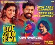 Love Action Drama 2019 Onam Release 985