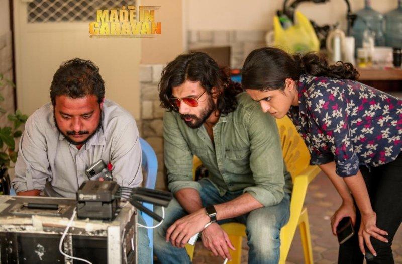 Apr 2021 Photos Malayalam Cinema Made In Caravan 5749