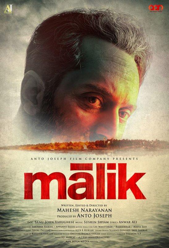 Fahadh Faasil In Malik Movie 988
