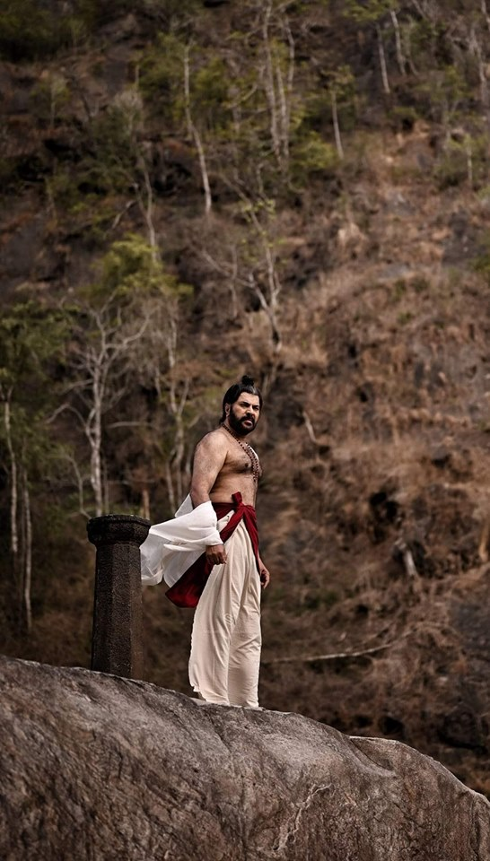 Mammootty In Mamangam Movie Still