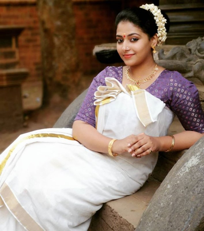 Anu Sithara In Mamangam Movie 462