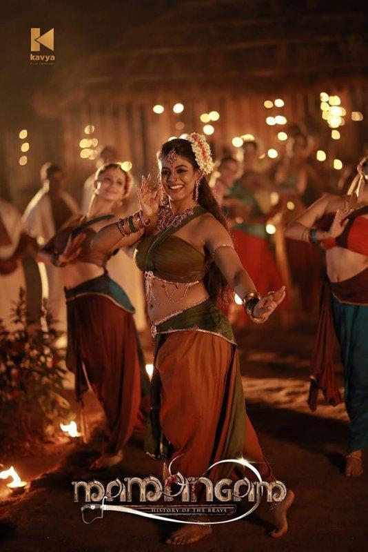 Iniya In Film Mamangam 3