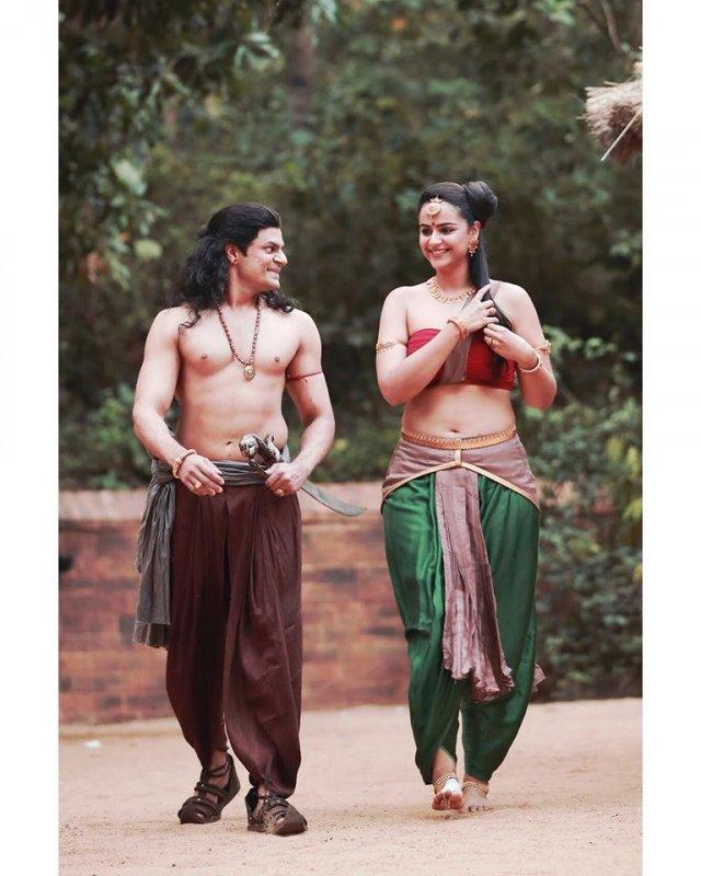 Mamangam Film Latest Image 513