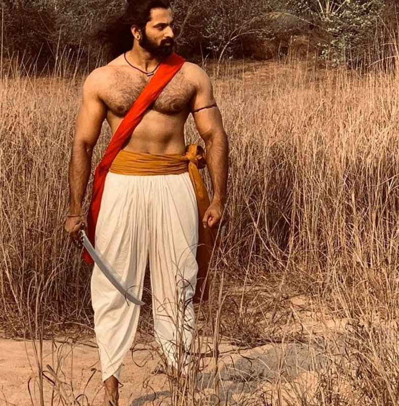 Unni Mukundan As Chandroth Panicker In Mamangam 817