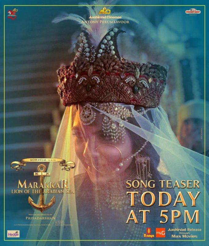 2021 Wallpapers Malayalam Film Marakkar Arabikadalinte Simham 309