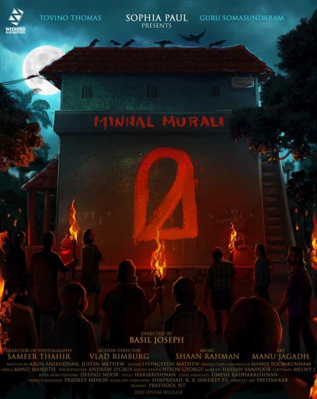 Dec 2019 Still Minnal Murali Movie 9339