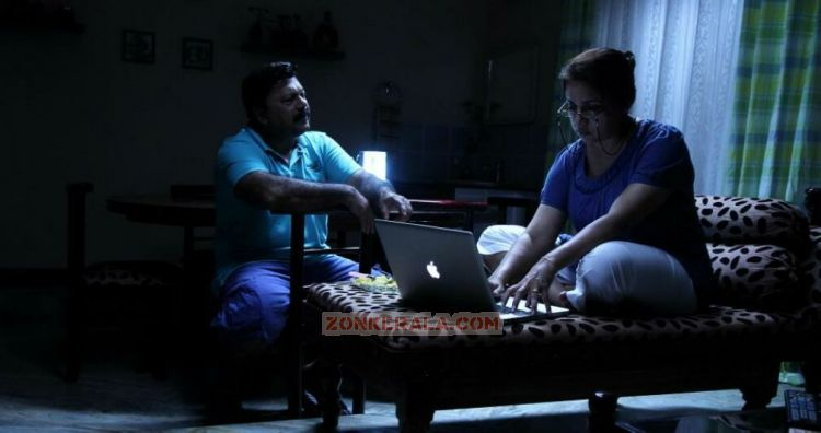 Lalu Alex And Revathi In Molly Aunty Rocks 532