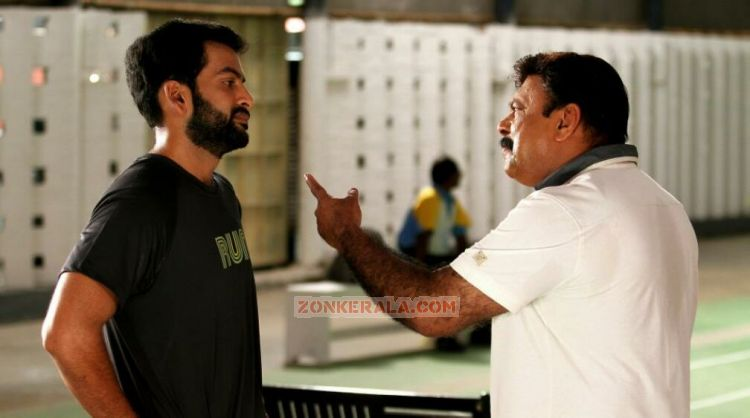 Prithviraj And Lalu Alex In Molly Aunty Rocks 134