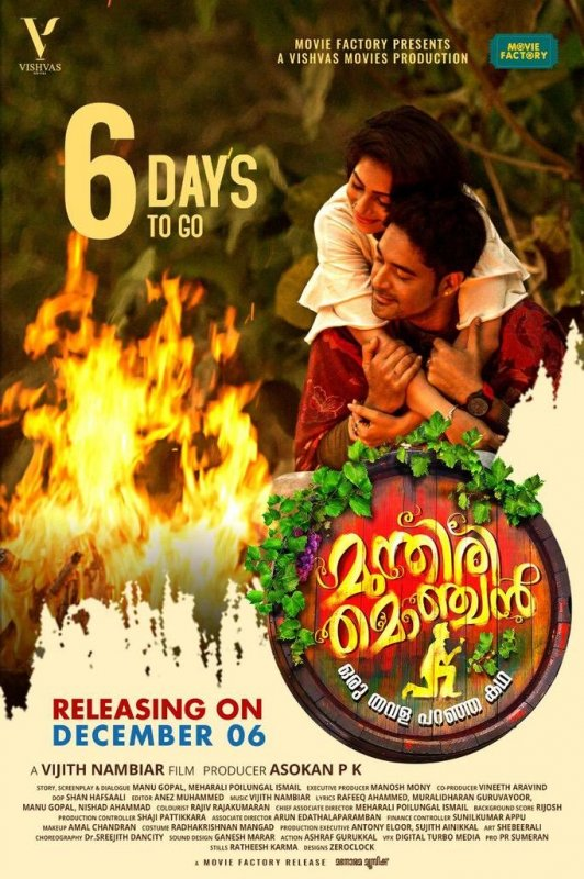 Recent Picture Malayalam Cinema Munthiri Monjan 3131
