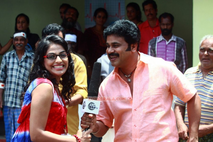 Mythili And Dileep In Nadodi Mannan 520