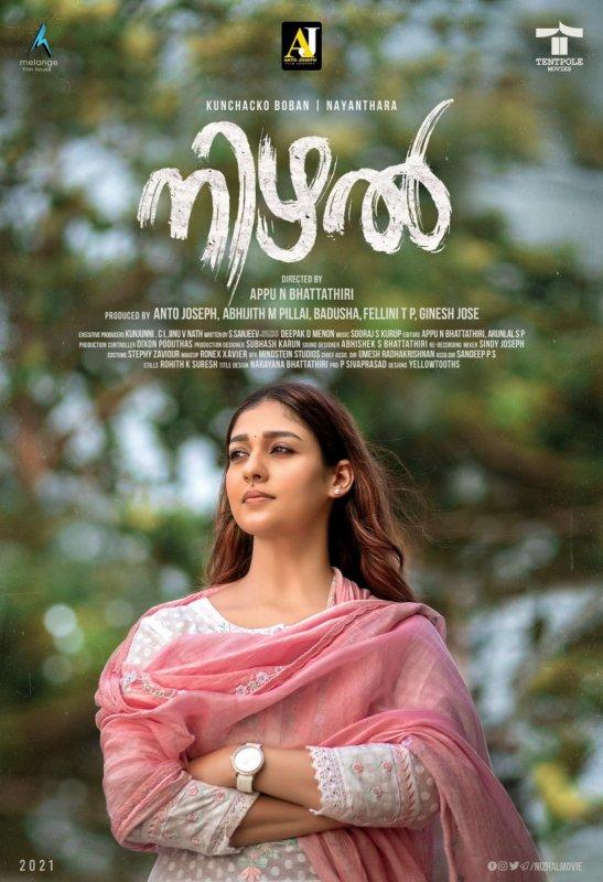 Nayanthara In Nizhal Movie 889