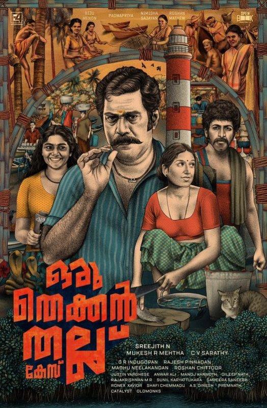 Latest Pic Movie Oru Thekkan Thallu Case 7590