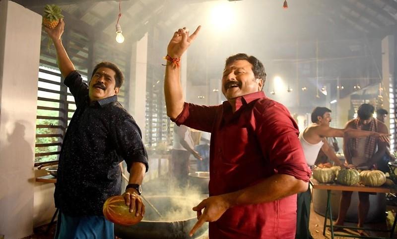 Jayaram Prem Kumar In Pattabhiraman