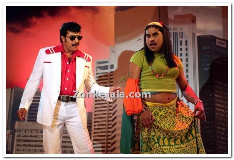 Mammootty Suraj Venjaramood 1