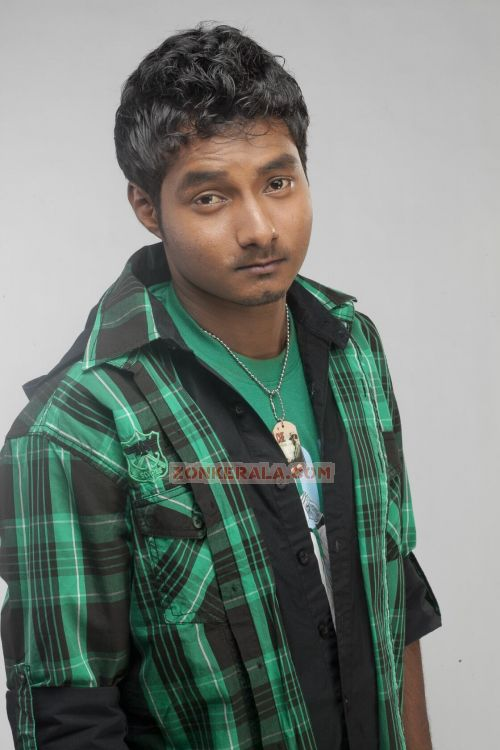 Actor Vishnu Mohan In Pocket Lover 231