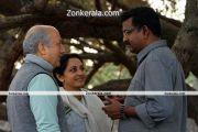 Blessy Jayapradha And Anupam Kher